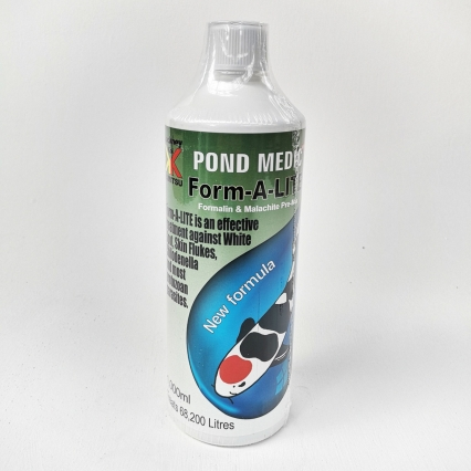 kockney koi pond medic form a lite mix