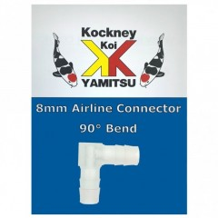 8mm 90 degree bends airline connectors
