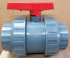 new kockney koi double union ball valve