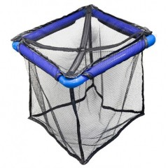superfish floating fish cage 70 x 70 x 70 cm