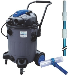 aquaforte vacuum cleaner xl (incl. telescopic handle and suction pipe)